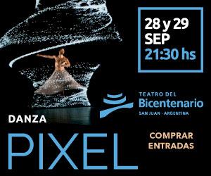 Pixel Teatro Bicentenario San Juan