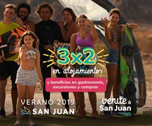 Vacaciones de verano 2019 en San Juan
