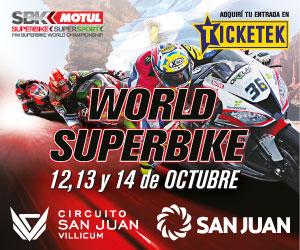 World Superbike Villicum San Juan