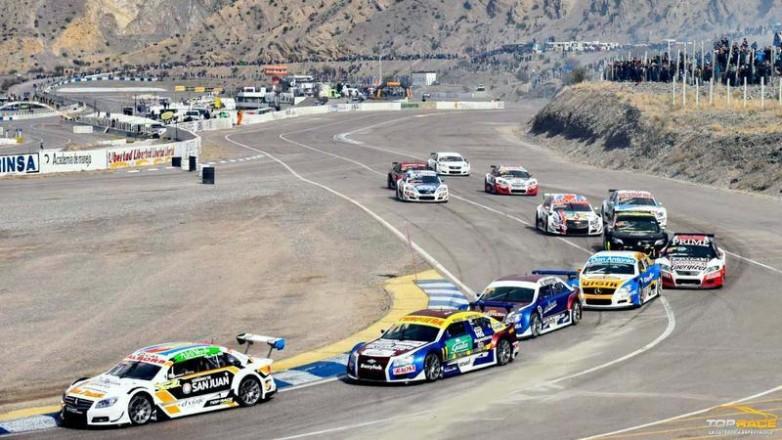 Circuito Zonda San Juan : Lo que debés saber para ver el top race este fin de semana en el zonda
