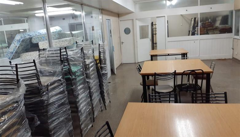 Desarrollo Humano acondicionó todos sus refugios en tiempo récord para la cuarentena