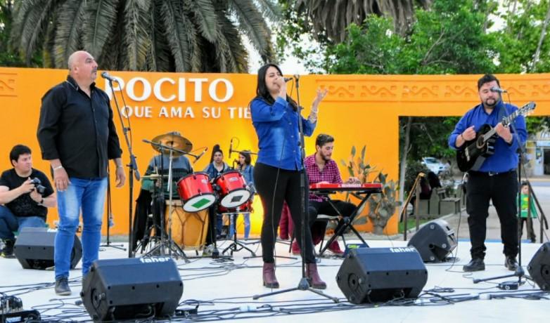 La banda de folklore De mi Tierra se consagró Revelación Musical de Pocito - SI SAN JUAN