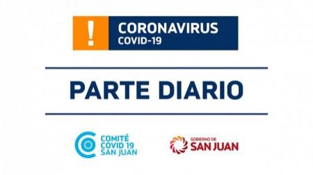 Parte de Salud Pública sobre coronavirus Nº155- 10/08