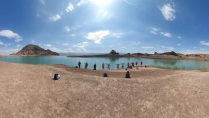 El grupo de Eco-Aventura e Integración Social visitó Loma de las Tapias