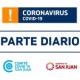 Parte de Salud Pública sobre coronavirus Nº276 - 29/11