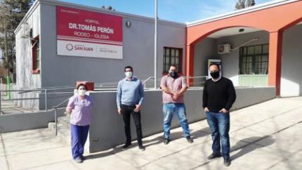 Con Iglesia y Jáchal finalizaron las primeras capacitaciones  administrativas