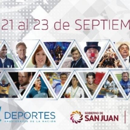 Cronograma de disertantes e invitados en La Cumbre del Deporte