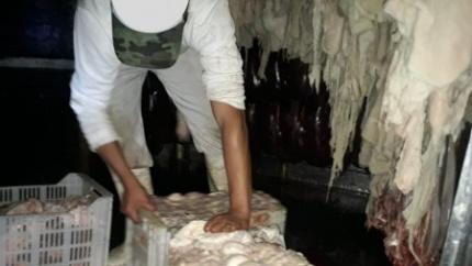 Clausuraron una carnicería con mercadería en mal estado y por carecer de habilitaciones