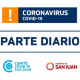 Parte de Salud Pública sobre coronavirus Nº273 - 26/11