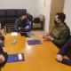 Reunión entre la Secretaría de Deportes y UVT Vóley